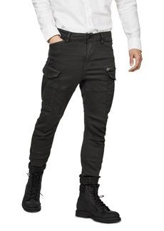 G Star Raw Denim G-STAR RAW Rovic Zip 3-D Skinny Fit Jeans in Asfalt
