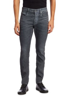 G Star Raw Denim 3301 Skinny-Fit Jeans