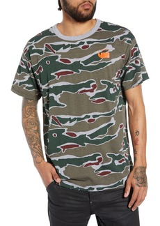 G Star Raw Denim G-Star Raw Starkon Camo T-Shirt