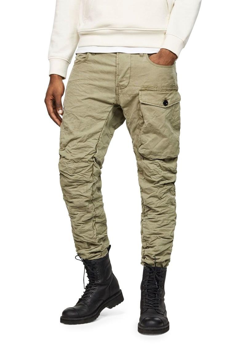 G Star Raw Denim G-STAR RAW Tendric 3D Tapered Fit Cargo Pants