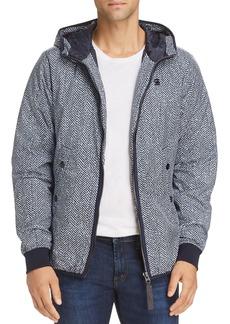 G Star Raw Denim G-STAR RAW Whistler Hooded Jacket
