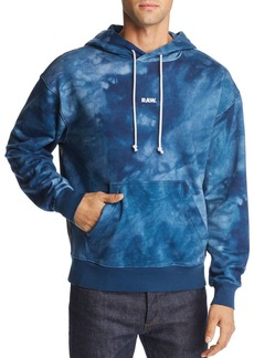 G Star Raw Denim G-STAR RAW x Jaden Smith Forces Of Nature Water Graphic Hooded Sweatshirt