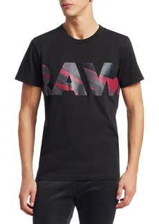 G Star Raw Denim Zeabel Front Graphic T-Shirt
