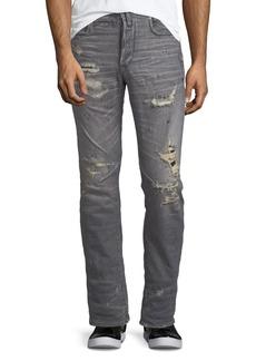 G Star Raw Denim Re D-Staq Distressed Tapered Jeans