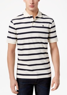 G Star Raw Denim G-Star Men's Swando Stripe Polo, Created for Macy's