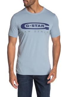 G Star Raw Denim Graphic 4 Slim T-Shirt