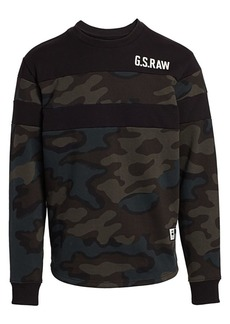 G Star Raw Denim Graphic 7 Tee