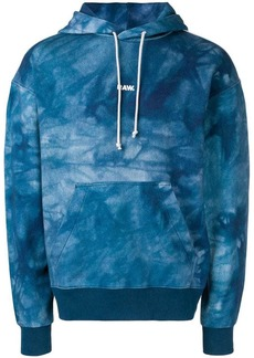 G Star Raw Denim graphic print hoodie