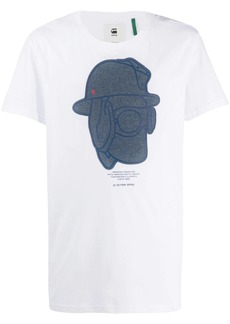 G Star Raw Denim graphic print T-shirt