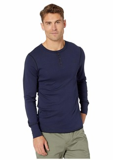 G Star Raw Denim Korpaz Slim Granddad Cool Rib Long Sleeve T-Shirt