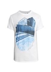 G Star Raw Denim Lash Building Organic Cotton T-Shirt