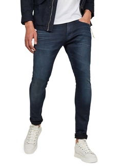 G Star Raw Denim Men's 3301 Deconstructed Skinny Jeans