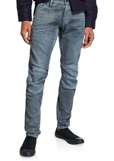 G Star Raw Denim Men's 5620 3D Super-Slim Jeans