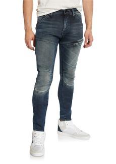 G Star Raw Denim Men's 5620 Flight Loomer Jeans