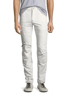 G Star Raw Denim Men's 5620 Knee-Zip Super-Slim Jeans
