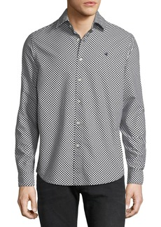 G Star Raw Denim Men's Core Straight Sport Shirt
