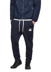 G Star Raw Denim Men's Core Striped Sweatpants