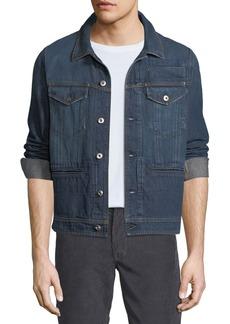 G Star Raw Denim Men's D-Staq 3D Denim Jacket