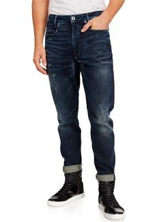 G Star Raw Denim Men's D-Staq 3D Slim Jeans