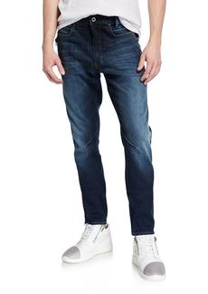 G Star Raw Denim Men's D-Staq Elto Zip Slim Jeans