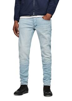 G Star Raw Denim Men's Deconstructed Slim-Leg Jeans