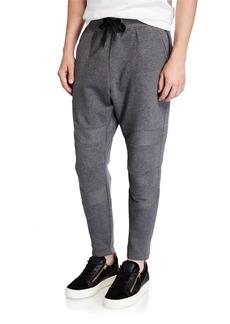 G Star Raw Denim Men's Motac Paneled Sweatpants