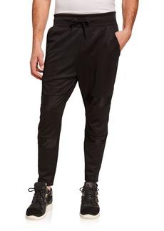 G Star Raw Denim Men's Motac Tapered Sweatpants