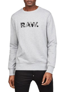 G Star Raw Denim Men's Ocelot Core Sweatshirt