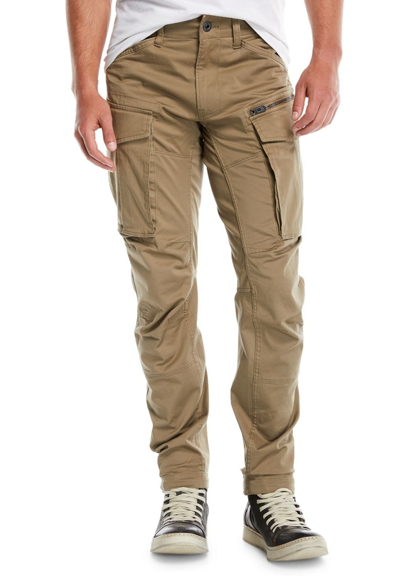 quite nice select for authentic reputable site G Star Raw Denim Men's Rovic 3D Tapered Cargo Pants | Casual Pants