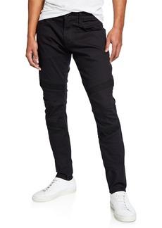 G Star Raw Denim Men's Skinny-Fit Motoc DC Denim Jeans