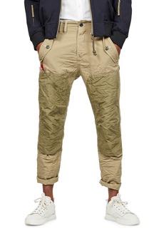 G Star Raw Denim Men's Torbin Vintage Ripstop Pants
