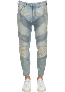 G Star Raw Denim Motac-x 3d Relaxed Tapered Crop Jeans