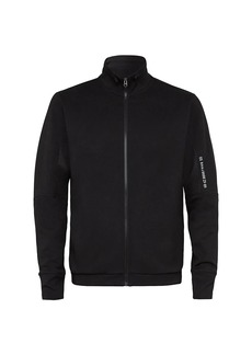 G Star Raw Denim Moto Track Jacket