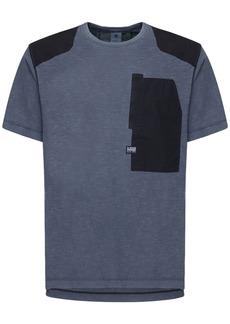 G Star Raw Denim New Arris T-shirt W/ Pocket