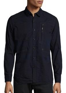 G Star Raw Denim Powel Long Sleeve Shirt