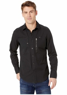 G Star Raw Denim Powel Slim Shirt Long Sleeve