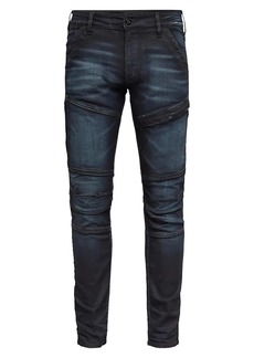 G Star Raw Denim Rackam 3D Skinny Jeans