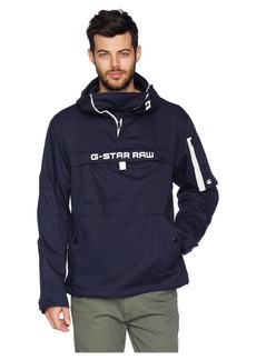 G Star Raw Denim Rackam Hooded Anorak Jacket