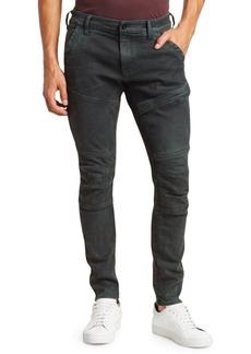 G Star Raw Denim Rackam Seamed Skinny Jeans