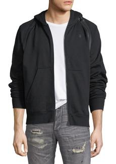 G Star Raw Denim Rackham Zip-Up Jacket w/ Hood