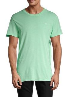 G Star Raw Denim Recycled Dye Short-Sleeve T-Shirt