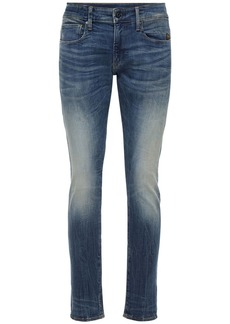 G Star Raw Denim Revend Skinny Cotton Jeans