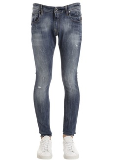 G Star Raw Denim Revend Super Slim Distressed Jeans