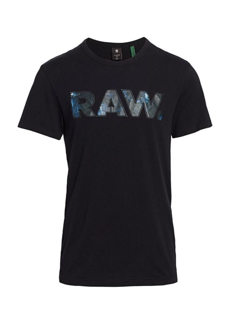 G Star Raw Denim Rijks Graphic Tee