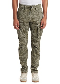 G Star Raw Denim Rovic Tapered Cargo Pants
