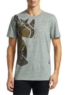 G Star Raw Denim Short-Sleeve Graphic Tee