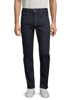 G Star Raw Denim Slim-Fit Dark Jeans