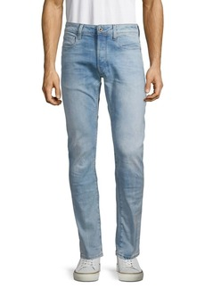 G Star Raw Denim Slim-Fit Stretch Jeans