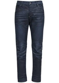 G Star Raw Denim Slim Super Stretch Cotton Jeans