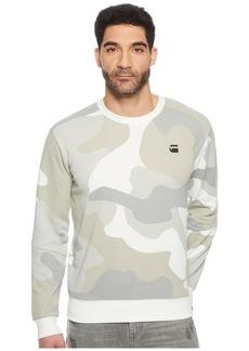 G Star Raw Denim Stalt Crew Sweater